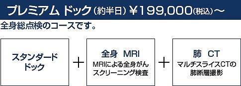 プレミアムドック(約半日)¥199,000(税込)~