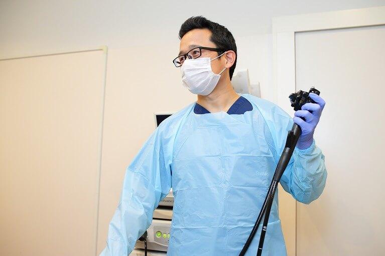 胃カメラと大腸カメラの同日検査